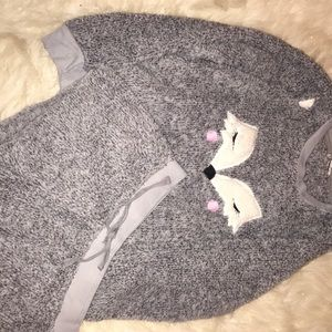 Super soft grey fox pj set! Barely worn